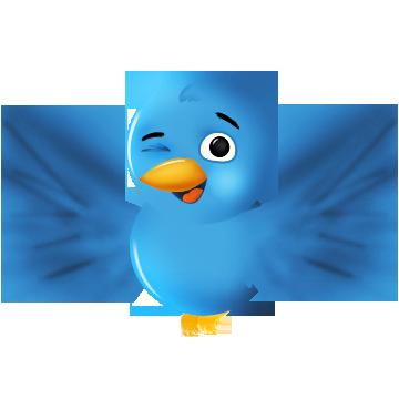 Twitter Bird !